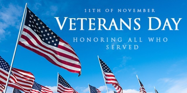 Veterans' Day Celebration