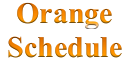 Orange Schedule Information