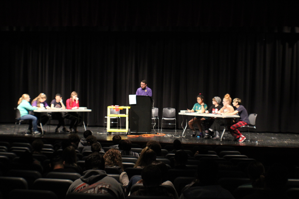 Annual Brain Bowl Competition