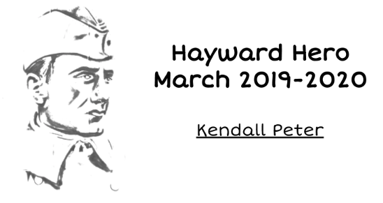 April Hayward Hero