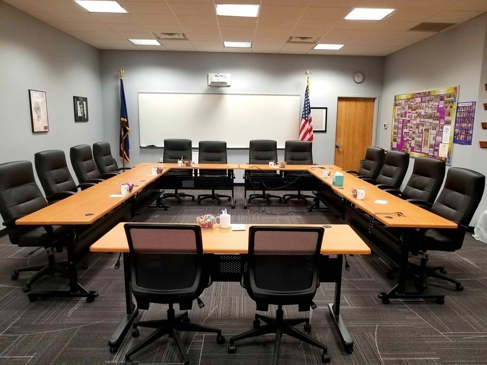 Notice of Board Meeting -- Work Session December 21, 2020