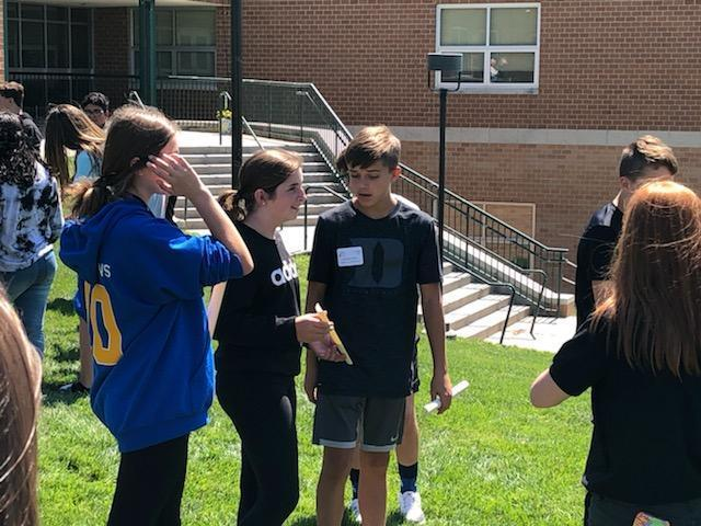 8th graders attend local SAIL Conference