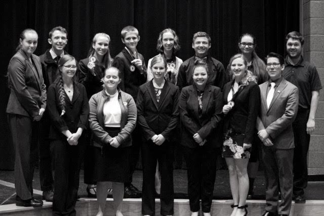Conference Speech Meet Results! Congratulations Speech Team and Coach Aaberg!