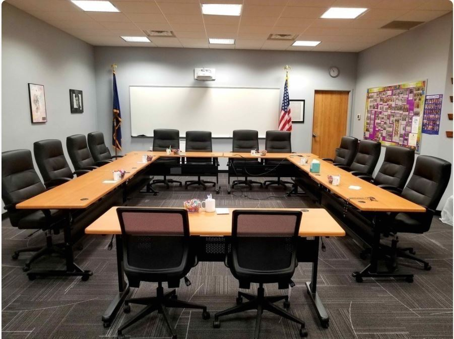 Notice of Board Meeting--Work Session December 28, 2020