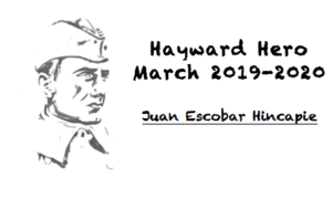 March Hayward Hero