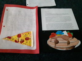 7th-Grade ELA Writing : Fine Flavorful Foods