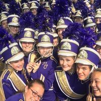 MS Band Marches for Homecoming
