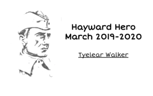 April Hayward Hero Video