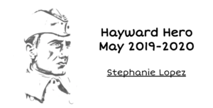 May- Hayward Hero