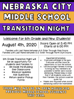 Transition Night