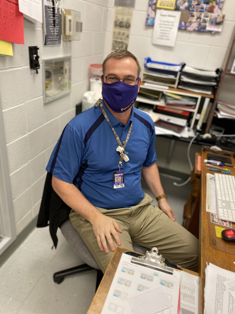 Mr. Nielson - 8th Grade Science