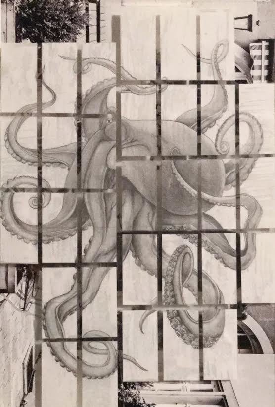 Renee Williams: Graphite Drawing