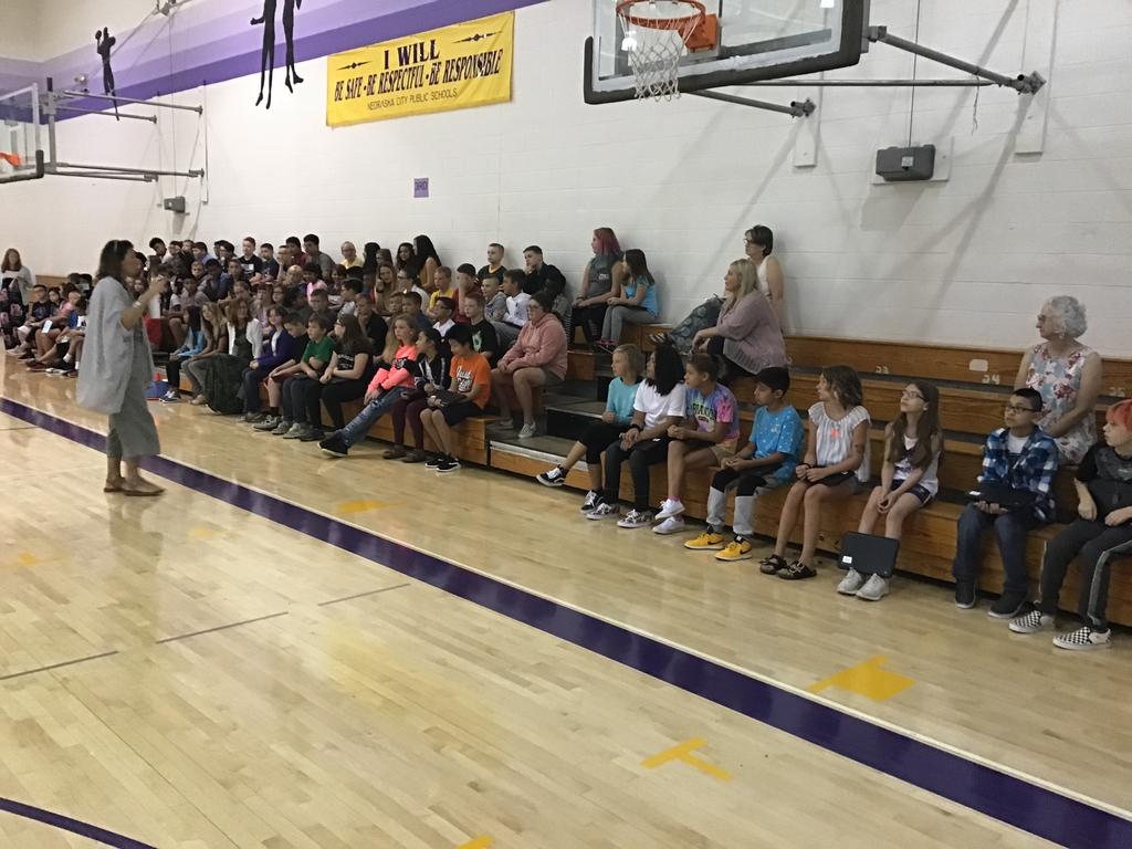 Welcome, 6th grade, to the 2019-2020 School Year!