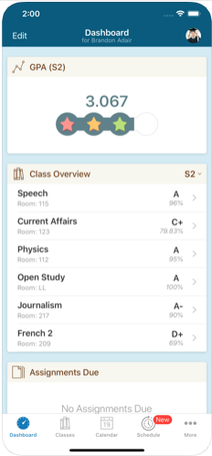 PowerSchool App