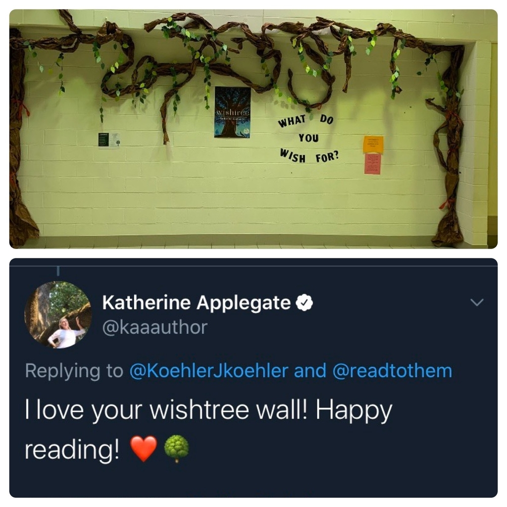 Wishtree post