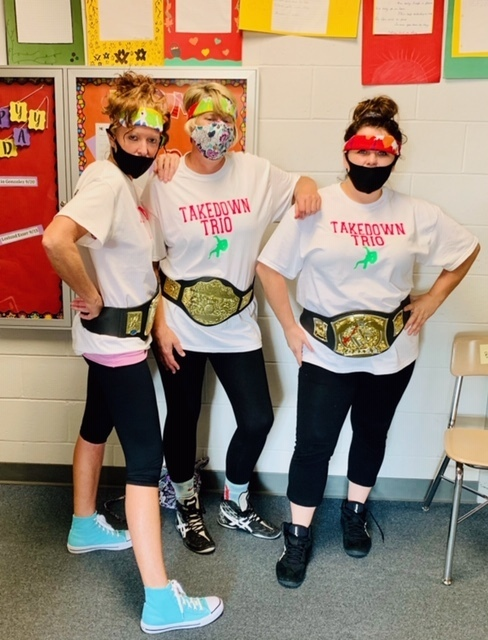 Triplet Day - Homecoming 2020