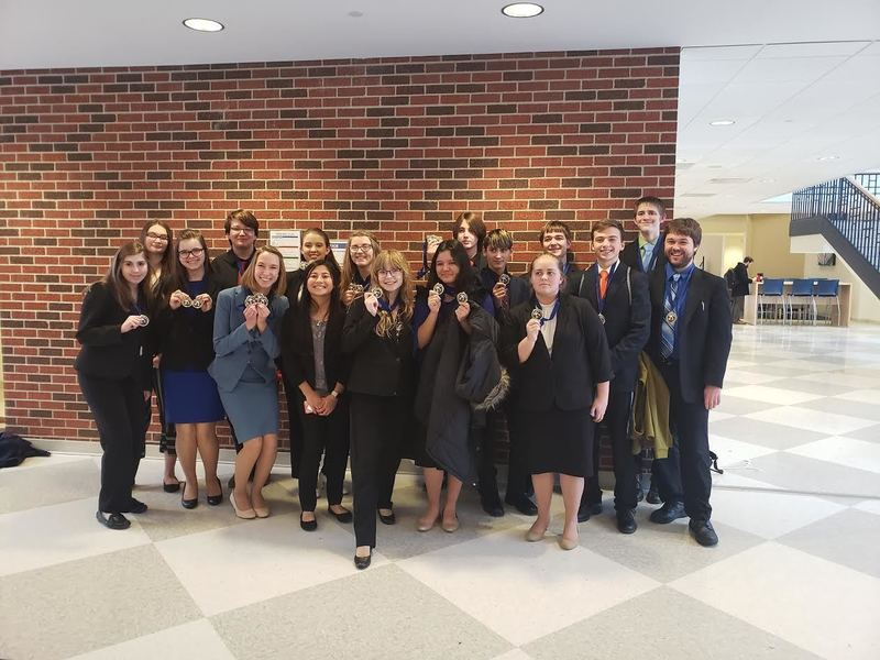 Success For The Speech Team At Concordia